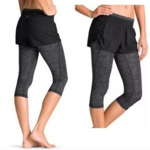 Athleta Go Getter 2 in 1 Workout Pants
